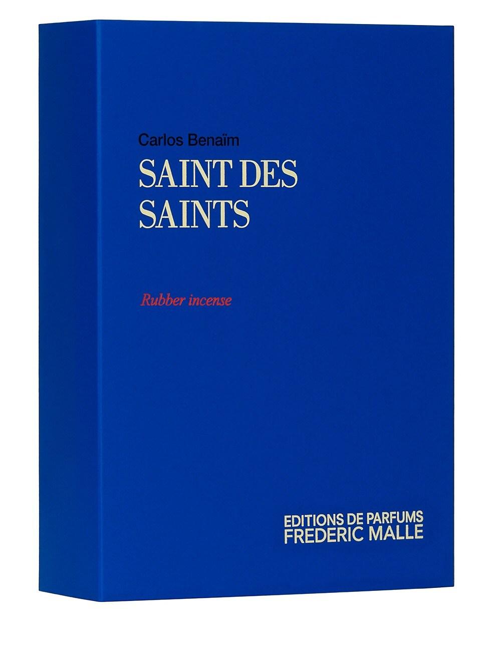 Frederic Malle Saint des Saints Rubber Incense