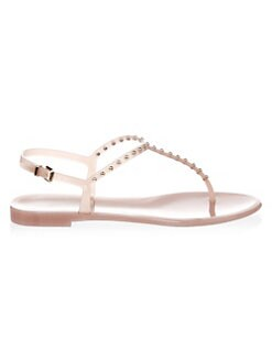 b0e65430a16e QUICK VIEW. L.K. Bennett. Studded Jelly Thong Sandals