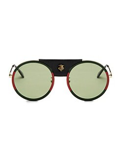 8ac70fdc66 Gucci. 56MM Aviator Sunglasses