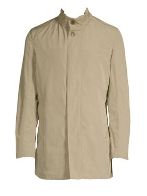 SANYO Myrtle Trench Coat in Sand
