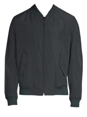 SANYO Manchester Bomber Jacket in Midnight