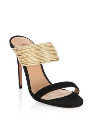 Rendez Vous Sandals by Aquazzura