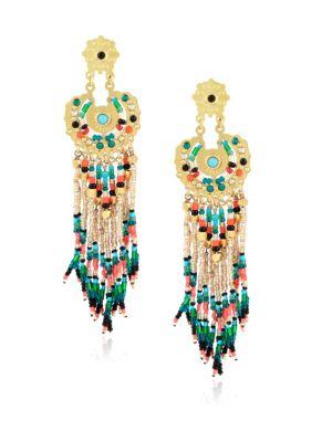 Gas Bijoux Apache Chandelier Earrings