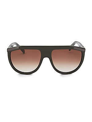ccb8f4f3783 Balmain - 57MM Aviator Sunglasses - saks.com