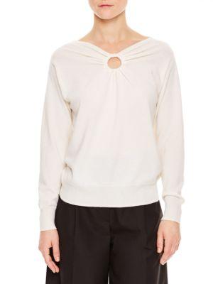 Sandro  Neige Wool Sweater