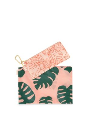 Monstera Carryall Duo by Ban.Do