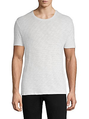 a462cf08f66b4 ATM Anthony Thomas Melillo - Slub Cotton Crewneck Tee - saks.com