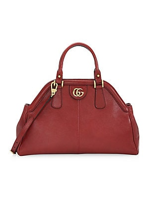 39ab41fef79 Gucci - Medium Reversible Leather Tote - saks.com