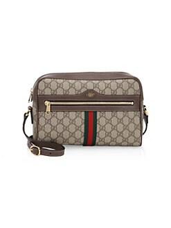 fa7acbc66 Gucci. Ophidia GG Supreme Shoulder Bag