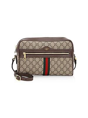 cc24c4f07325 Gucci - Ophidia GG Supreme Shoulder Bag - saks.com