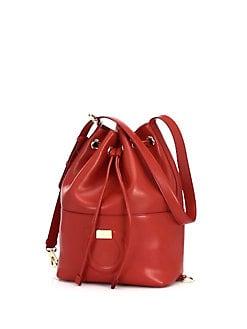 a5a1de28b823 City Bucket Bag LIPSTICK. Product image. QUICK VIEW. Salvatore Ferragamo