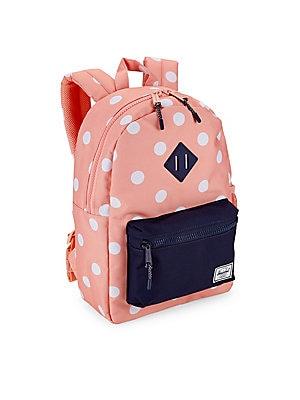 8808dc1e0130 Herschel Supply Co. - Heritage Polka Dot Backpack - saks.com