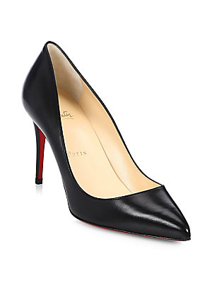 c9a4fb913af Christian Louboutin - Pigalle 85 Shiny Nappa Leather Pumps - saks.com