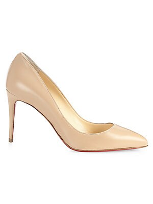 40d3183ccdc9 Christian Louboutin - Pigalle Follies 100 Patent Leather Pumps ...