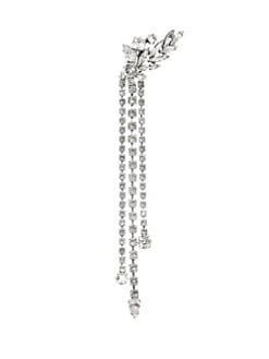 b75ad0490936 Saint Laurent. Smoking Crystal Ear Jewelry