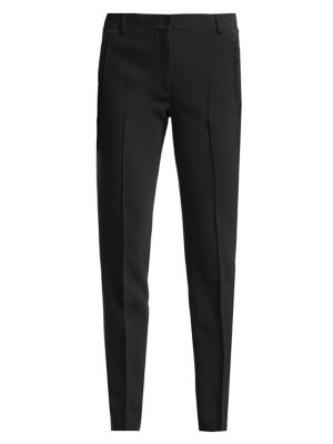 Fabia Tapered Jersey Pants by Akris Punto