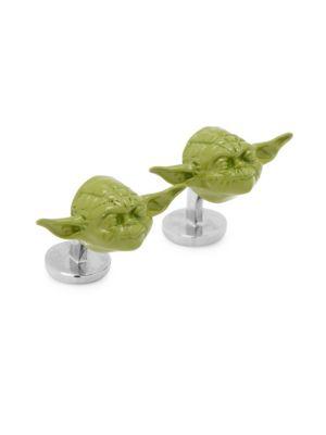 Cufflinks Inc Yoda Cuff Links