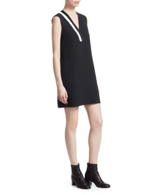 Rag & Bone  Lodwick V-Neck Shift Dress