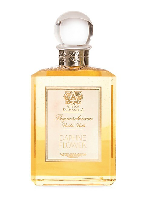 Image of From the Daphne Flower Collection. A bright floral fragrance inspired by the Daphne odora flower found in the Pacific Northwest. Built on notes of effervescent daphne, orange blossom and honeysuckle. Sweet meyer lemon and dewy green notes add an element o