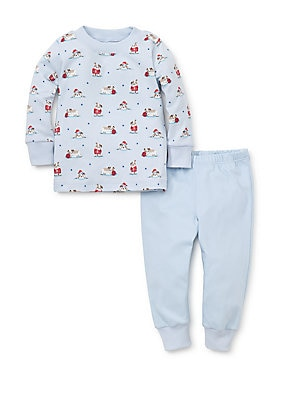 8be2d349c0 Kissy Kissy - Baby Boy s   Little Boy s Two-Piece Burly Bulldogs Pajama Set