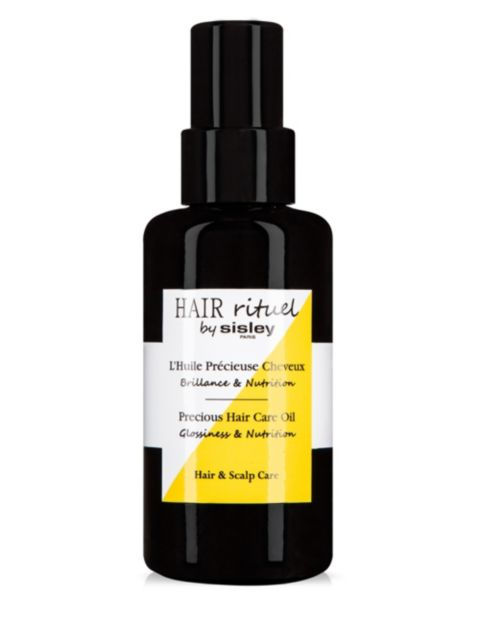Sisley-Paris Precious Hair Care Oil Glossiness and Nutrition   SaksFifthAvenue
