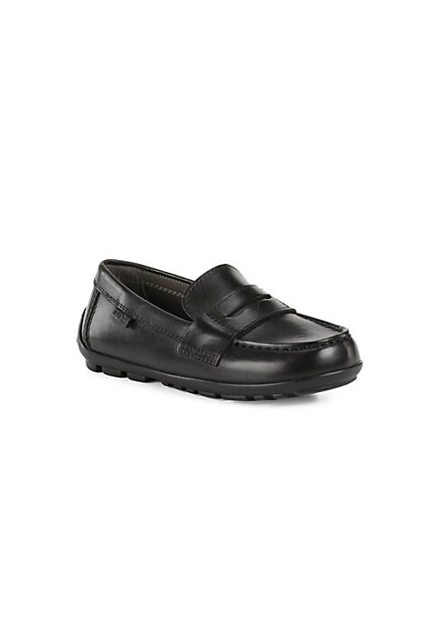 Toddlers  Kids Fast Leather Loafers