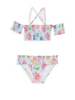 One shoulder maxi dresses from pily q bikini