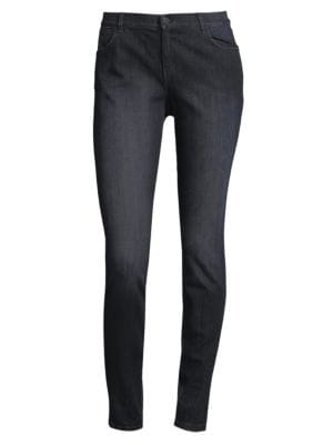Mercer Straight-Leg Jeans In Indigo