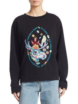 Oslabi Brave Sweatshirt by Acne Studios