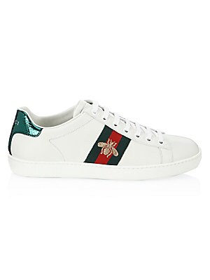 cf36131531d12d Gucci - New Ace Embroidered Sneakers