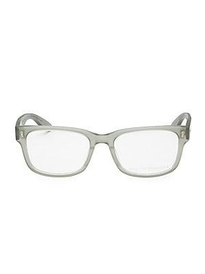 Image of 52mm lens width; 19mm bridge width; 148mm temple length Clear lenses Zyl Imported. Men Accessories - Men Sunglasses. Barton Perreira.