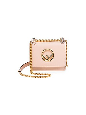 Divine Petite Crossbody Bag.  315.00 · Fendi - Small Kan I Chain Strap  Leather Bag 26fe71e431d98
