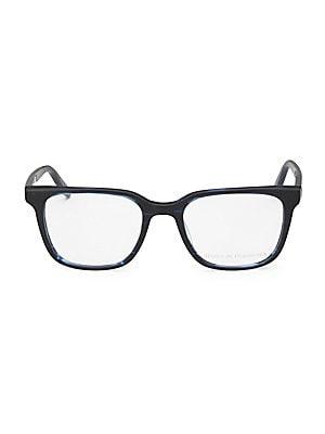 Image of 52mm lens width; 20mm bridge width; 148mm temple length Clear lenses Zyl Made in Japan. Men Accessories - Men Sunglasses. Barton Perreira.