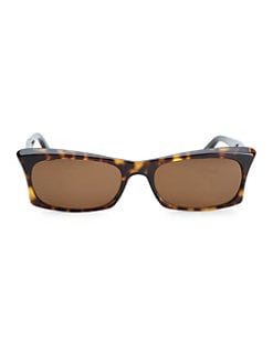 7c912d9fea9d QUICK VIEW. Andy Wolf. 53MM Rectangular Sunglasses