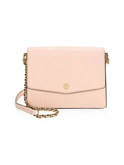 a47f7c68545f QUICK VIEW. Tory Burch. Robinson Leather Shoulder Bag