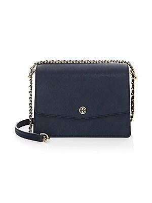 78cdb7863014 COACH - Border Rivets Leather Shoulder Bag - saks.com