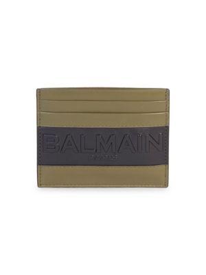 Balmain Logo Cardholder