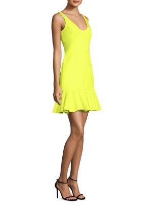 Milly Geneva Mini Dress