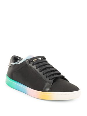 Court Classic Spray Paint Sneakers, Multi