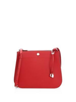 Milky Way Handbag in Red Tango