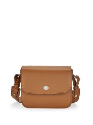 Loro Piana Artemis White Leather Handbag