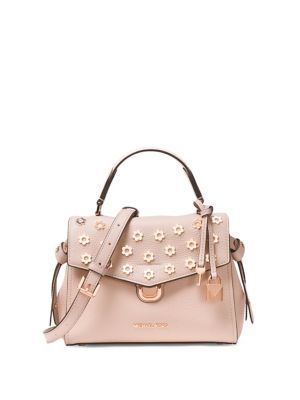 Bristol Small Top Handle Leather Satchel by Michael Michael Kors