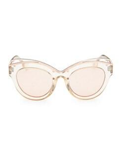 4f261f5bf72 QUICK VIEW. Le Specs Luxe. Halogazer Golden Oversized Sunglasses