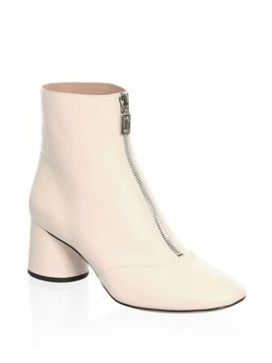 Marc Jacobs Natalie Front Zip Ankle Boot pxeUz9t