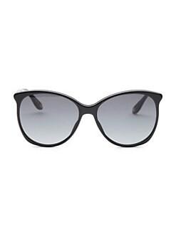 e1c4a94239 Givenchy. 58MM Cat Eye Sunglasses