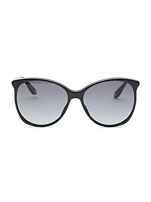 2664af6713928 Givenchy - 55MM Cat Eye Sunglasses - saks.com