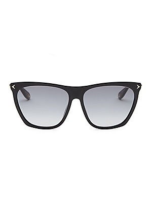 bee8a41f0c8 Givenchy - 58MM Oversized Square Sunglasses