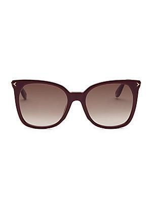 0f85b3a5612b Balmain - 57MM Aviator Sunglasses - saks.com