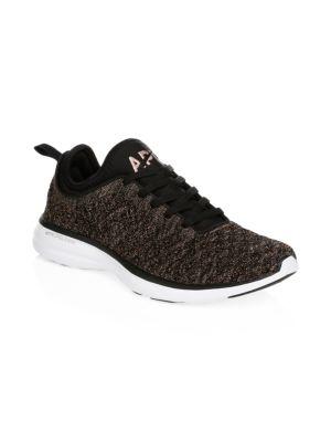APL ATHLETIC PROPULSION LABS Techloom Phantom 3D Metallic Mesh Sneakers in Us10