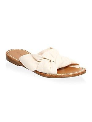bc62cd5748ef Stuart Weitzman - Studded Jelly Flat Sandals - saks.com